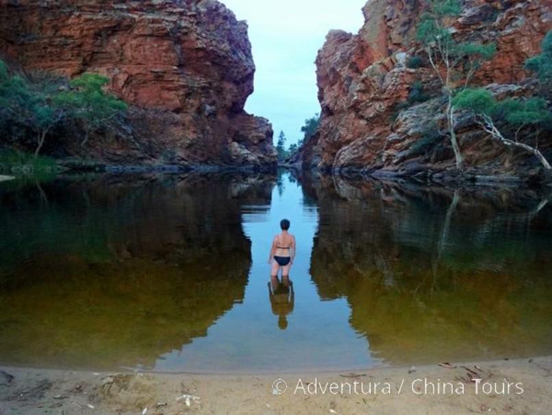 Národními parky Austrálie (fotografie 13)