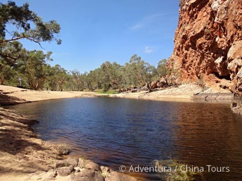Národními parky Austrálie (fotografie 15)