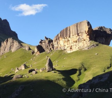 Turistika v jižní Africe – Dračí hory (hlavní fotografie)
