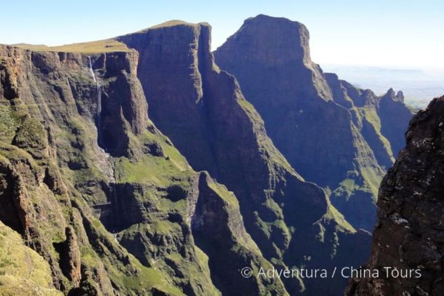 Turistika v jižní Africe – Dračí hory (fotografie 2)