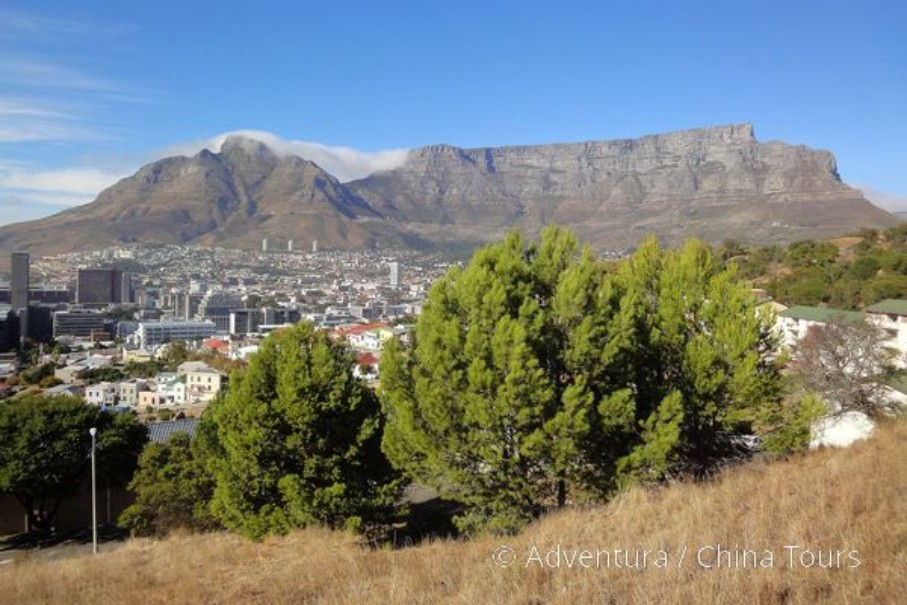 Turistika v jižní Africe – Dračí hory (fotografie 9)