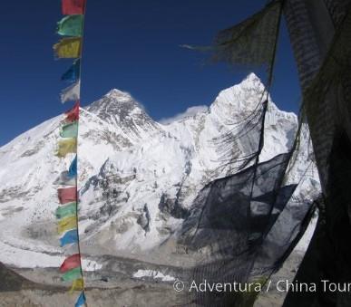 Treking Údolím šerpů až k Everestu
