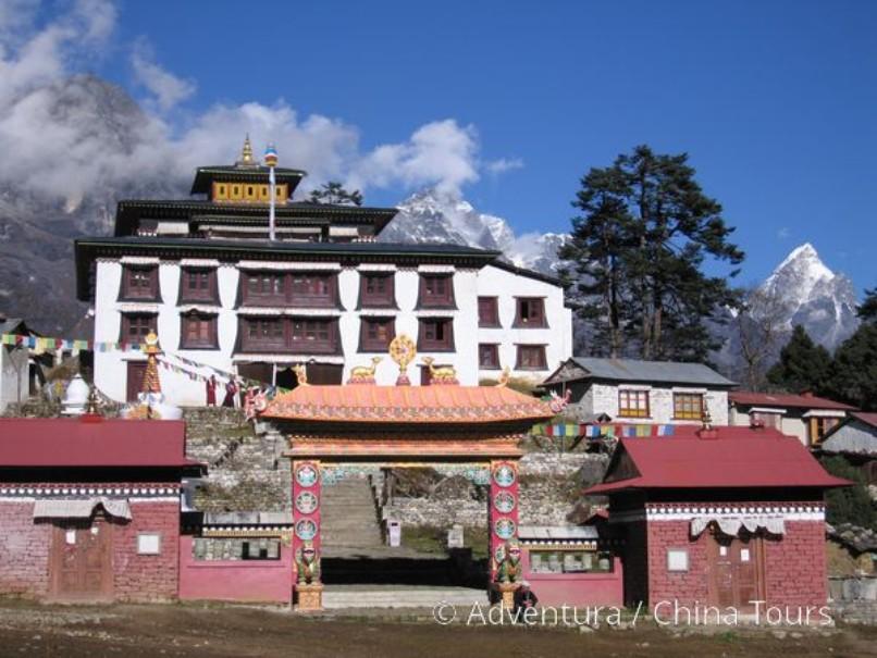 Treking Údolím šerpů až k Everestu (fotografie 5)