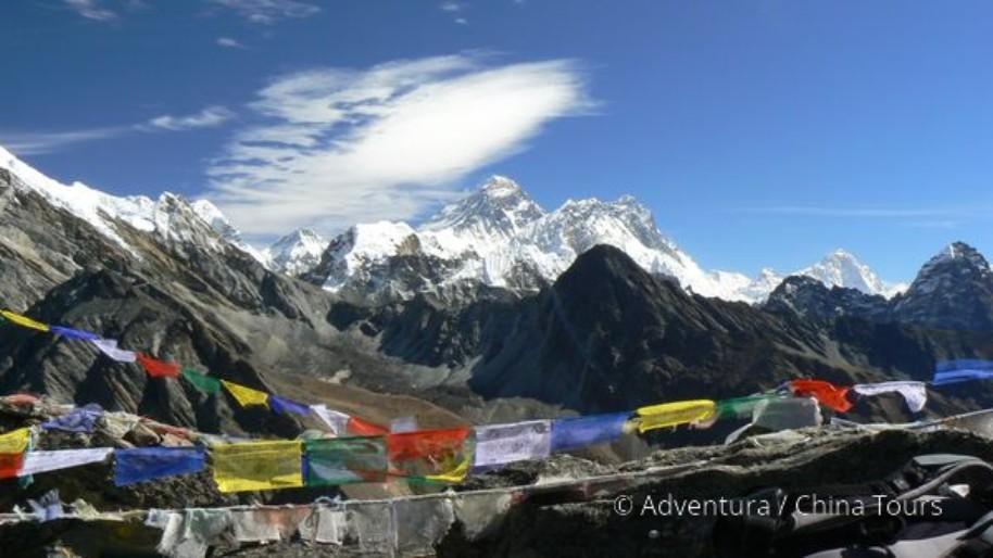 Treking Údolím šerpů až k Everestu (fotografie 7)