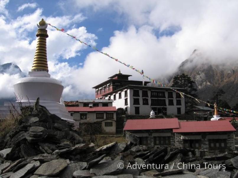 Treking Údolím šerpů až k Everestu (fotografie 10)