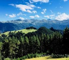 Krásy Gruzie a Kavkazu