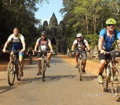Kambodža na kole