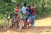 Kambodža na kole (fotografie 3)