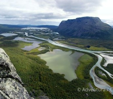 Švédsko – Treking v NP Sarek (hlavní fotografie)
