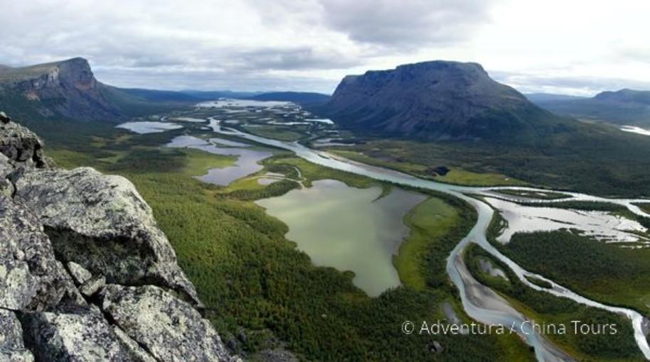 Švédsko – Treking v NP Sarek (fotografie 1)