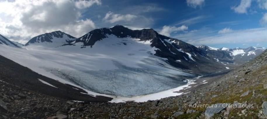 Švédsko – Treking v NP Sarek (fotografie 3)