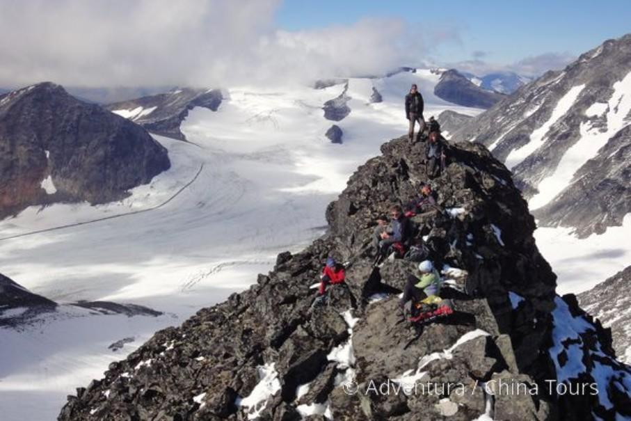 Švédsko – Treking v NP Sarek (fotografie 4)