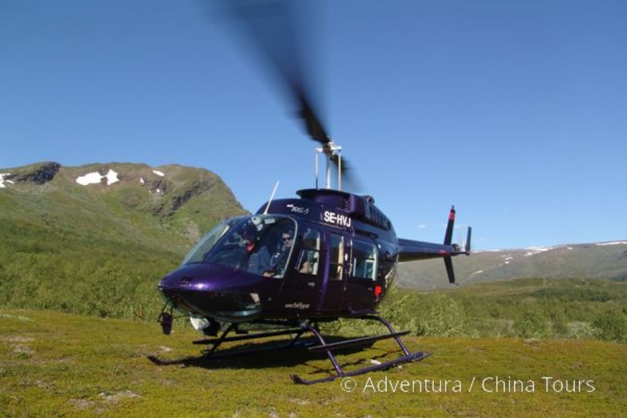Švédsko – Treking v NP Sarek (fotografie 7)