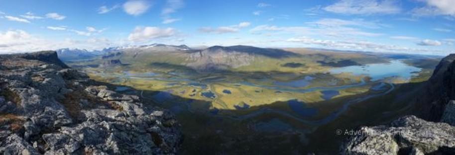 Švédsko – Treking v NP Sarek (fotografie 11)