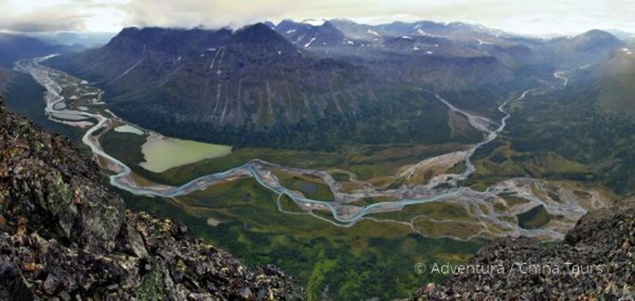 Švédsko – Treking v NP Sarek (fotografie 12)