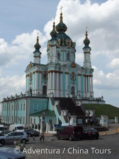 Bělorusko, Ukrajina a Moldavsko (fotografie 12)