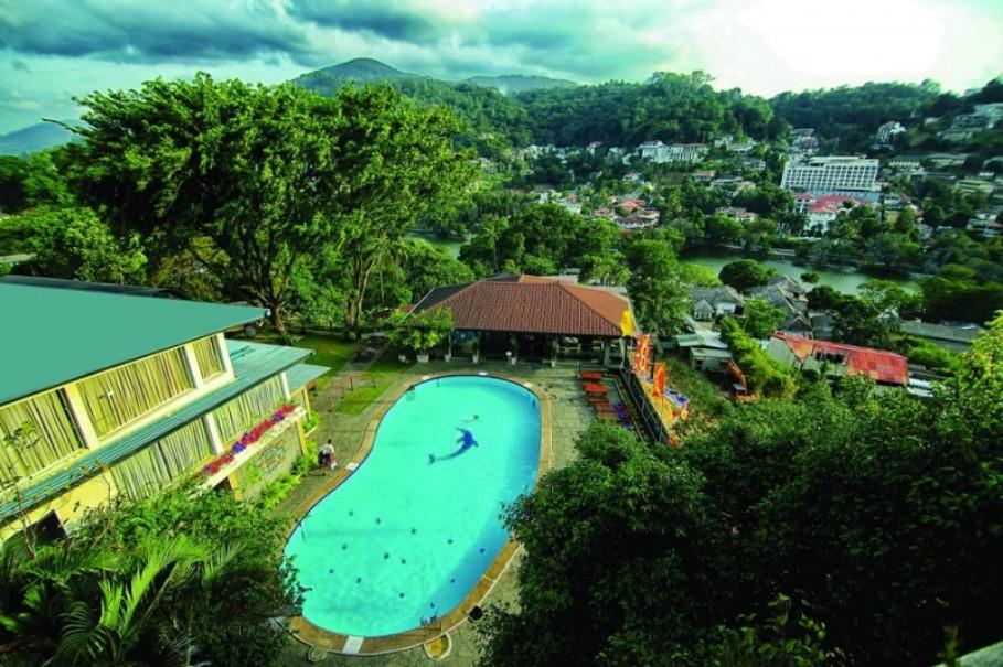 Hotel Thilanka (fotografie 1)