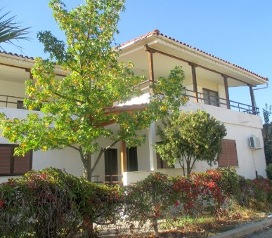 Apartmány Dimitris