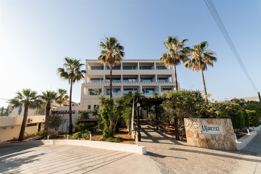 Hotel Mimosa (fotografie 11)