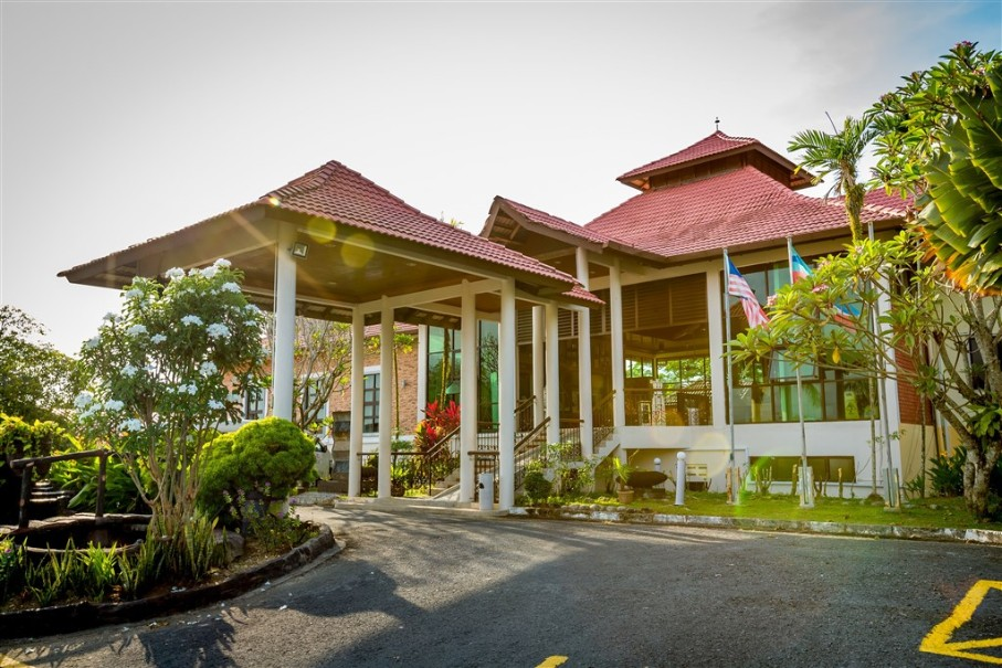 Hotel Beringgis Beach Resort & Spa (fotografie 3)