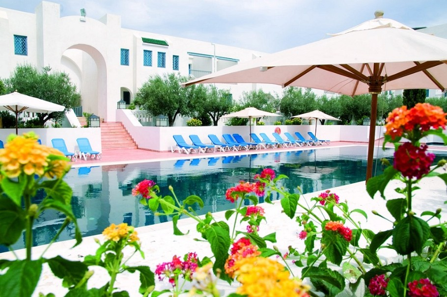 Hotel Diar Lemdina (fotografie 1)