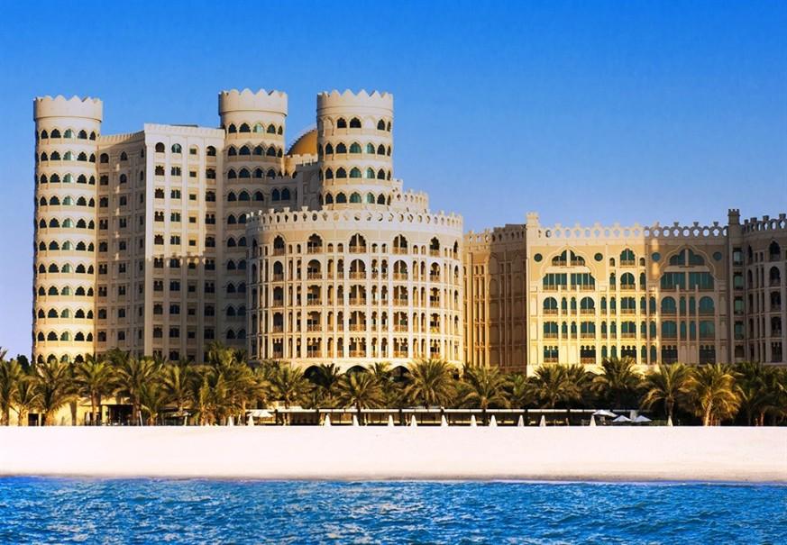Hotel Al Hamra Residence (fotografie 1)