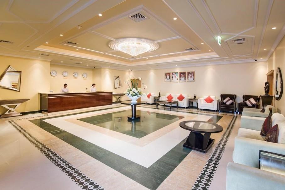 Hotel Al Hamra Residence (fotografie 10)