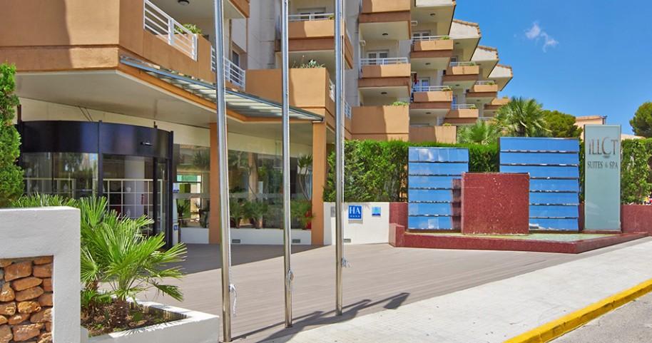 Hotel Illot Suites & Spa (fotografie 9)