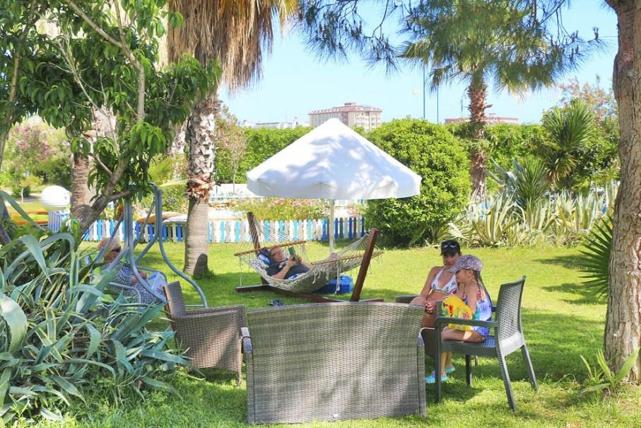 Hotel Suneo Club Aqua Plaza (fotografie 8)