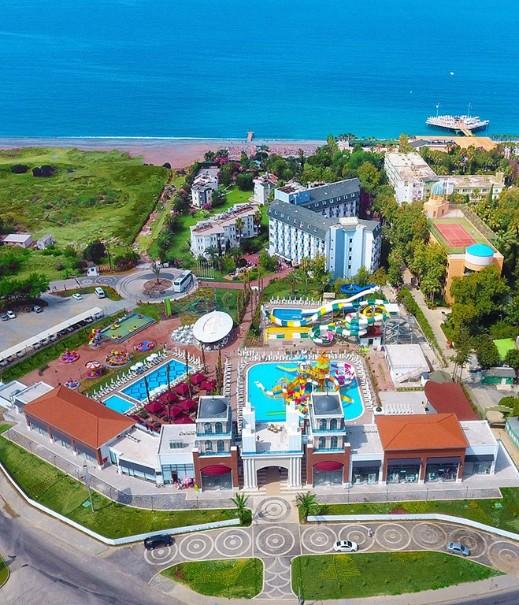 Hotel Suneo Club Aqua Plaza (fotografie 16)