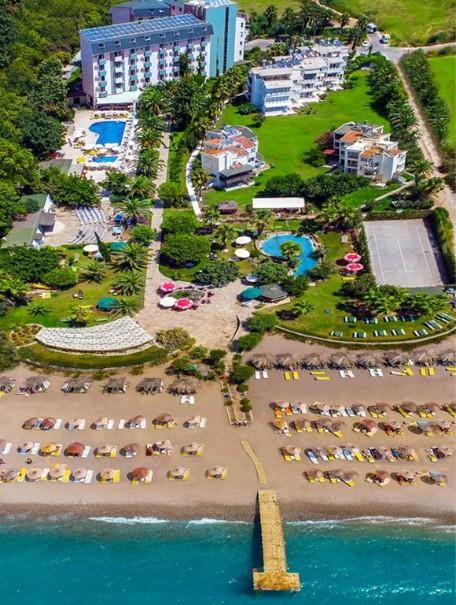 Hotel Suneo Club Aqua Plaza (fotografie 1)