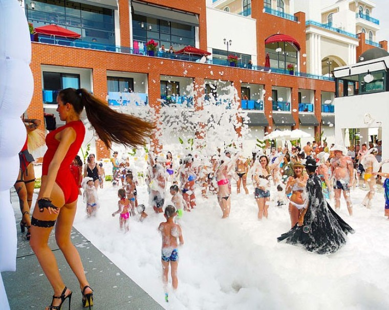Hotel Suneo Club Aqua Plaza (fotografie 17)