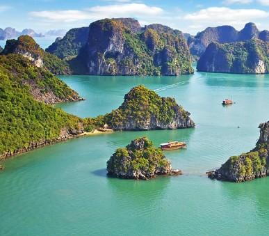Poznávací zájezd do Vietnamu – místní etnika, příroda, pláže, buddhistické a hinduistické chrámy