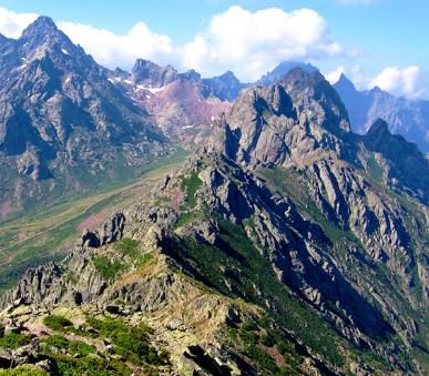 Korsika - Národní parky, hory a moře Napoleonova ostrova