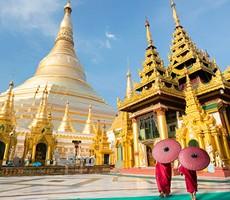 Myanmar - tajemství chrámů, pagod a svatyní
