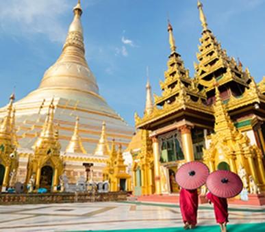 Myanmar - tajemství chrámů, pagod a svatyní (hlavní fotografie)