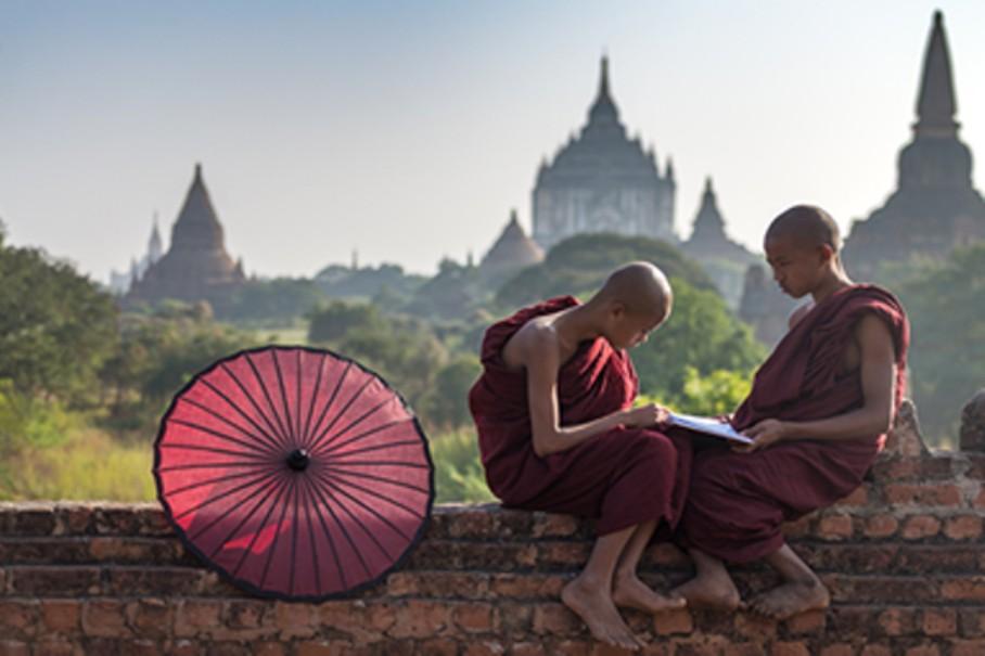 Myanmar - tajemství chrámů, pagod a svatyní (fotografie 2)
