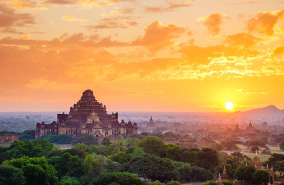 Myanmar - tajemství chrámů, pagod a svatyní (fotografie 3)