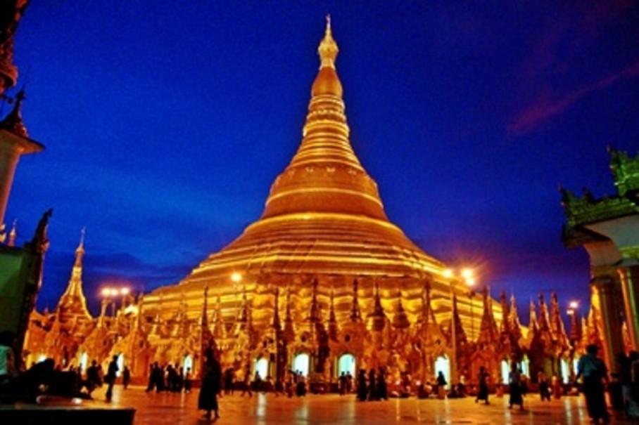 Myanmar - tajemství chrámů, pagod a svatyní (fotografie 11)
