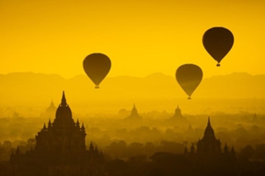 Myanmar - tajemství chrámů, pagod a svatyní (fotografie 14)