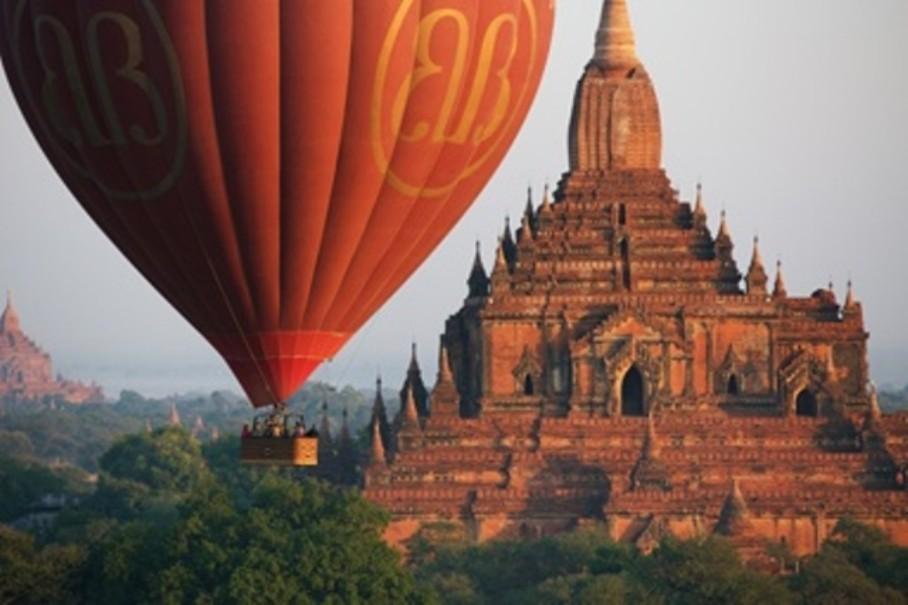 Myanmar - tajemství chrámů, pagod a svatyní (fotografie 15)