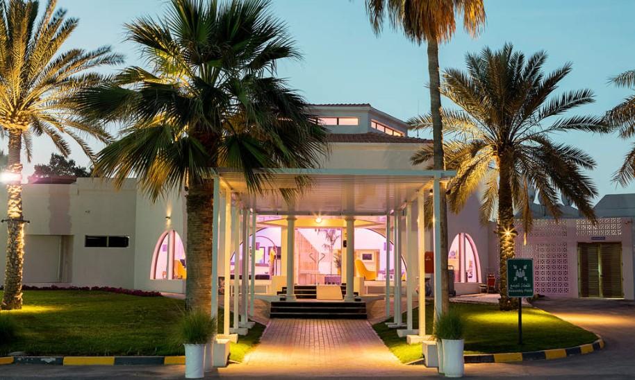 Hotel Smartline Ras Al Khaimah Beach Resort (Ex Beach Resort By Bin Majid Hotels & Resorts) (fotografie 1)
