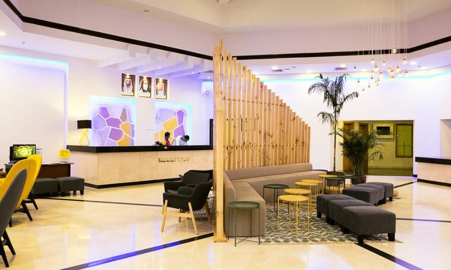 Hotel Smartline Ras Al Khaimah Beach Resort (Ex Beach Resort By Bin Majid Hotels & Resorts) (fotografie 8)