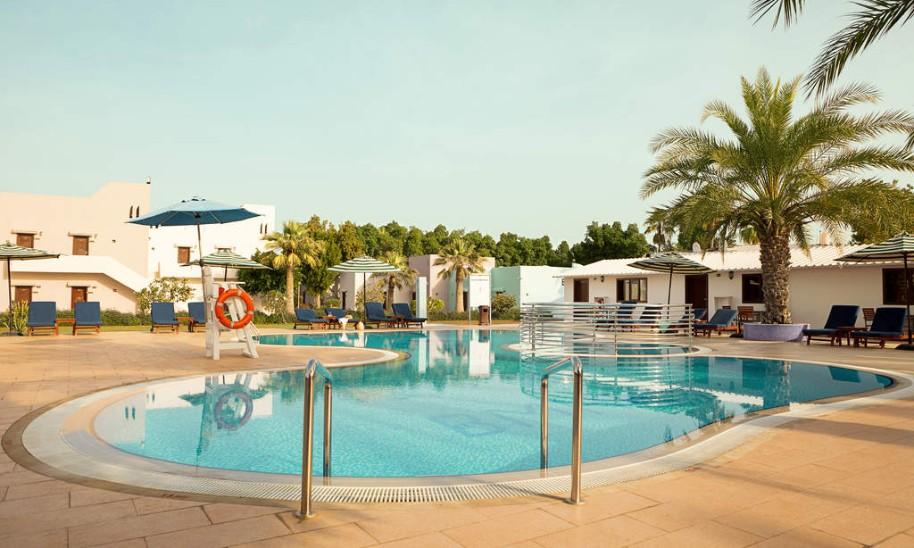 Hotel Smartline Ras Al Khaimah Beach Resort (Ex Beach Resort By Bin Majid Hotels & Resorts) (fotografie 19)