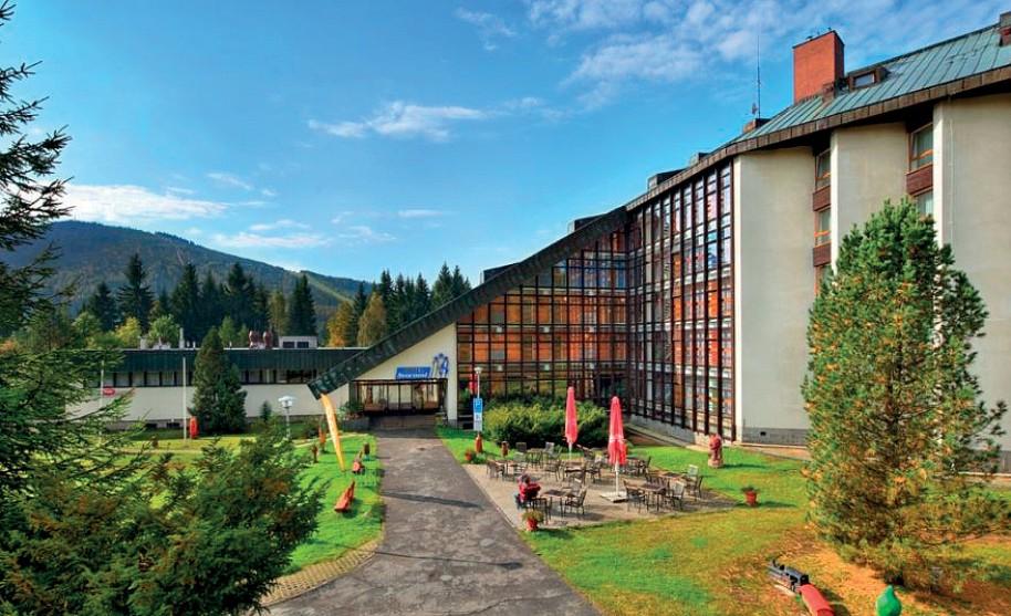 Wellness Hotel Svornost (fotografie 4)