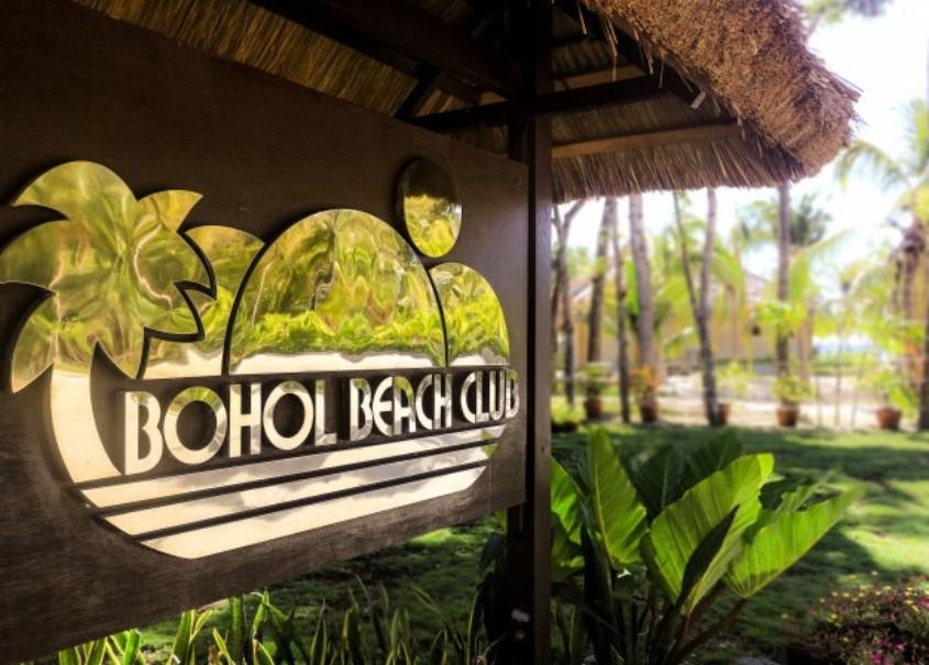 Hotel Bohol Beach Club (fotografie 1)