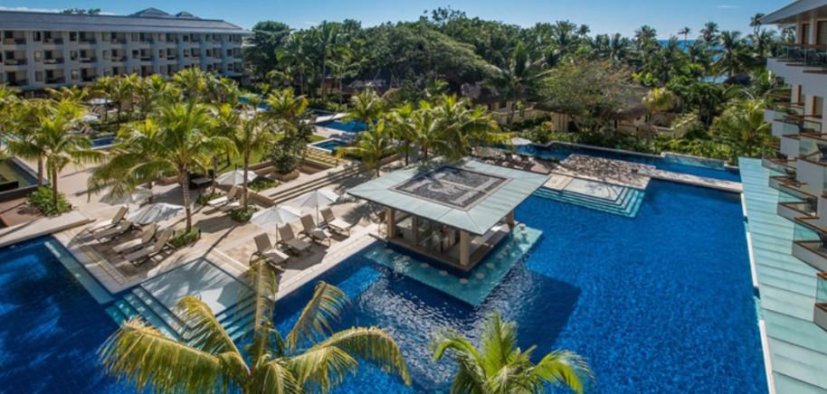 Hotel Henann Alona Beach Resort (fotografie 1)