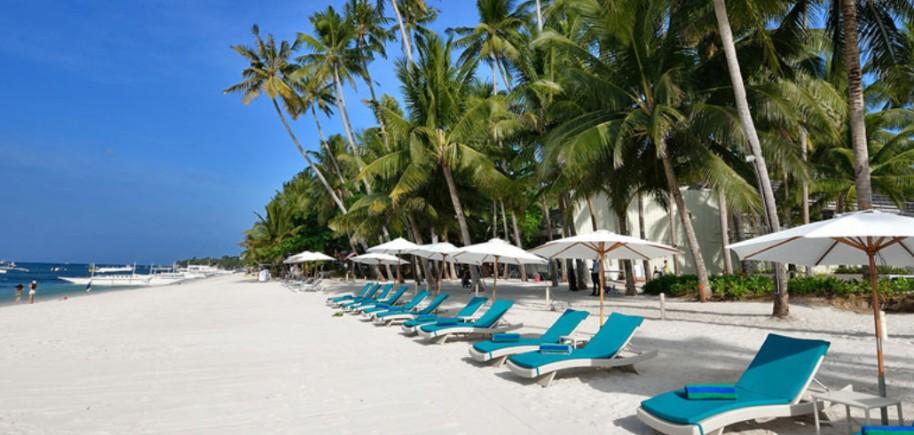 Hotel Henann Alona Beach Resort (fotografie 2)