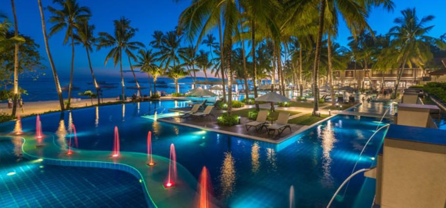 Hotel Henann Alona Beach Resort (fotografie 4)
