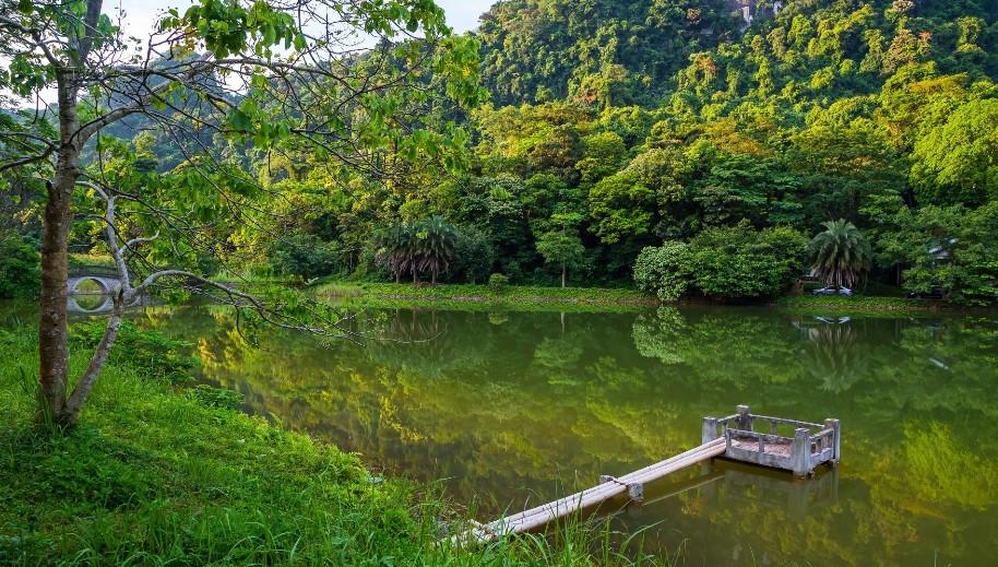 Hory a ostrovy severního Vietnamu (fotografie 2)